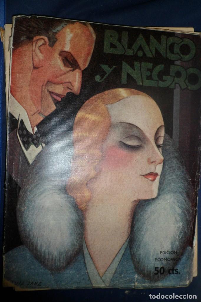 REVISTA BLANCO Y NEGRO N. 2177 - 5 DE MARZO DE 1933 (Coleccionismo - Revistas y Periódicos Modernos (a partir de 1.940) - Blanco y Negro)