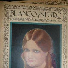 Collectionnisme de Magazine Blanco y Negro: REVISTA BLANCO Y NEGRO N. 1821 - 11 DE MARZO DE 1928. Lote 159615082