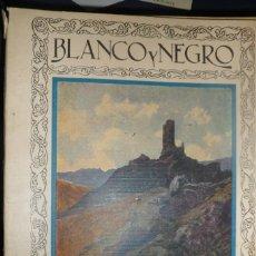 Coleccionismo de Revista Blanco y Negro: REVISTA BLANCO Y NEGRO N. 1938 -8 DE JULIO DE 1938. Lote 159615314