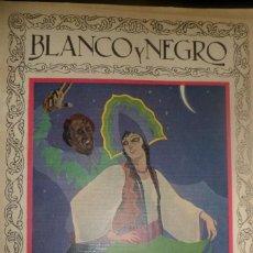 Collectionnisme de Magazine Blanco y Negro: REVISTA BLANCO Y NEGRO N. 1929 -6 DE MAYO DE 1928. Lote 159617314