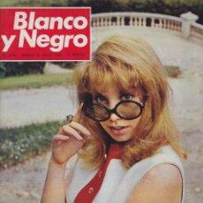 Coleccionismo de Revista Blanco y Negro: KARINA: ENTREVISTA Y REPORTAJE GRÁFICO DE 1969. Lote 156729390