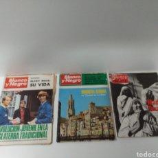 Coleccionismo de Revista Blanco y Negro - Lote revista Blanco y negro - 160817957