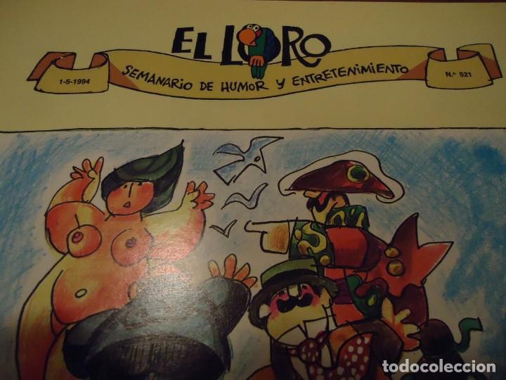 Coleccionismo de Revista Blanco y Negro: Recorte humor revista Blanco y negro año 1994 de Mingote - Foto 3 - 160918982