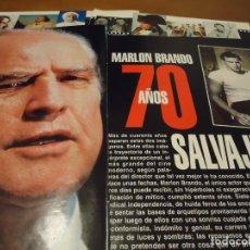 Coleccionismo de Revista Blanco y Negro: RECORTE REPORTAJE REVISTA BLANCO Y NEGRO AÑO 1994. Lote 160919090