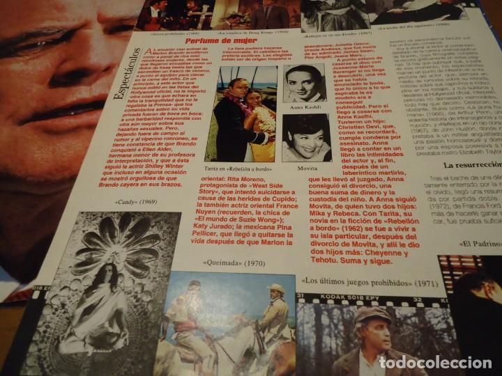 Coleccionismo de Revista Blanco y Negro: Recorte reportaje revista Blanco y negro año 1994 - Foto 3 - 160919090
