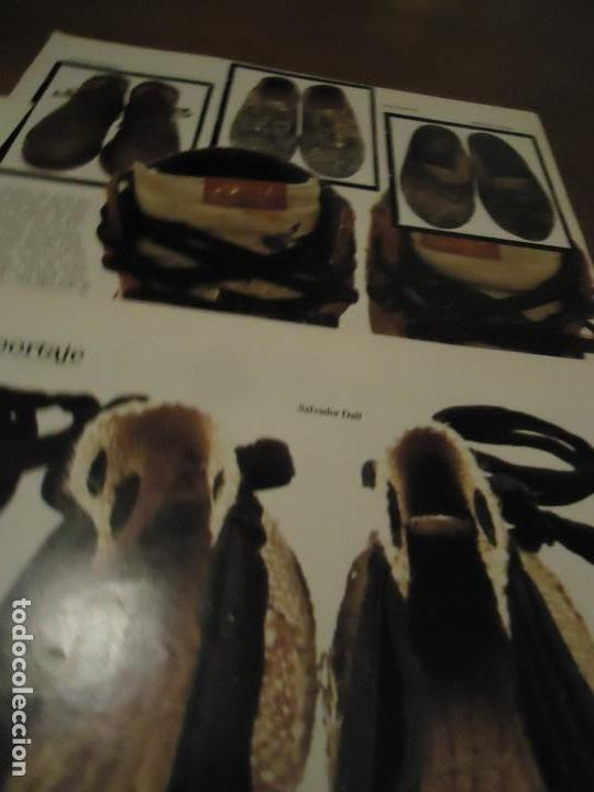 Coleccionismo de Revista Blanco y Negro: Recorte reportaje revista Blanco y negro año 1994 tras las huellas del arte. Miro, Salvador Dalí, Ch - Foto 4 - 160919378