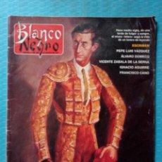 Coleccionismo de Revista Blanco y Negro: MANOLETE 50 AÑOS DE LA MUERTE BLANCO Y NEGRO 1997. Lote 161075518