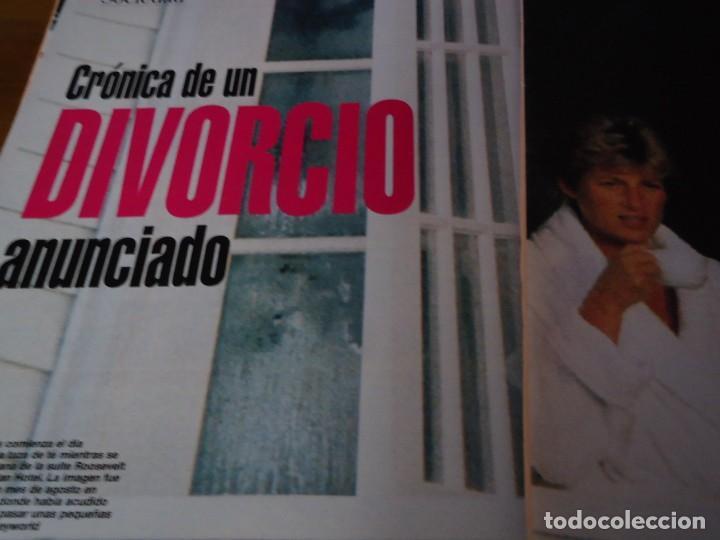 RECORTE REVISTA BLANCO Y NEGRO AÑO 1993 ARTICULO SOBRE DIANA DE GALES (Coleccionismo - Revistas y Periódicos Modernos (a partir de 1.940) - Blanco y Negro)