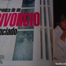 Coleccionismo de Revista Blanco y Negro: RECORTE REVISTA BLANCO Y NEGRO AÑO 1993 ARTICULO SOBRE DIANA DE GALES. Lote 161288818