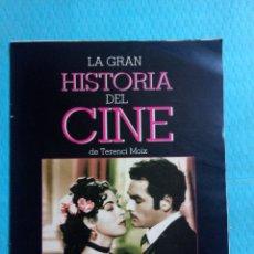 Coleccionismo de Revista Blanco y Negro: LA GRAN HISTORIA DEL CINE DE TERENCI MOIX CAPITULO 38 BLANCO Y NEGRO ABC. Lote 161979346