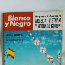 Coleccionismo de Revista Blanco y Negro: BLANCO Y NEGRO N 2775 LA COSTA CANTÁBRICA THE BEATLES EN ESPAÑA. Lote 162124190