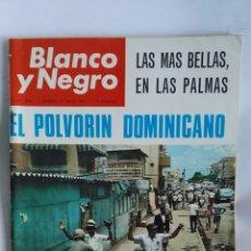 Coleccionismo de Revista Blanco y Negro: BLANCO Y NEGRO N 2769 MAYO 1965. Lote 162124534
