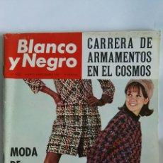 Coleccionismo de Revista Blanco y Negro: BLANCO Y NEGRO N 2783 SEPTIEMBRE 1965 MODA DE PARIS PARA OTOÑO. Lote 162124625