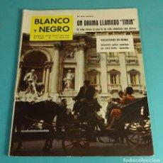 Coleccionismo de Revista Blanco y Negro: BLANCO Y NEGRO Nº 2508. MAYO 1960. TINÍN, NIÑO TORERO. DESPESQUE. FERIA DE SAN ISIDRO. TINTÍN. Lote 162520610