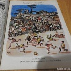 Coleccionismo de Revista Blanco y Negro: MINGOTE. RECORTE REVISTA BLANCO Y NEGRO 1967. Lote 163205962