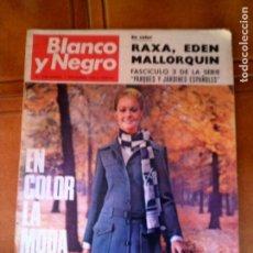 Coleccionismo de Revista Blanco y Negro: REVISTA BLANCO Y NEGRO N,2940 DE 1968. Lote 164063550