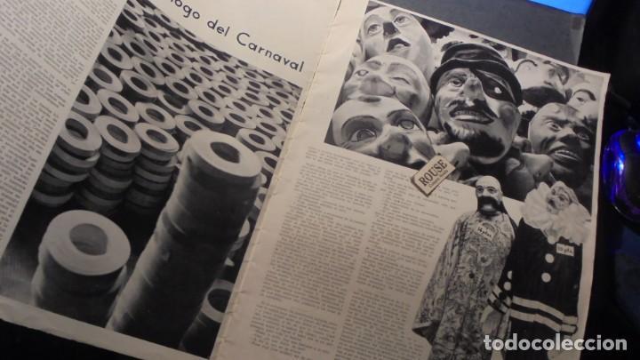 Coleccionismo de Revista Blanco y Negro: suplemento - MUJERES Y RISAS DE BLANCO Y NEGRO Nº 14 - 1936 - MUY ILUSTRADO 20 PAG. 36X27 CM. - Foto 2 - 168162824