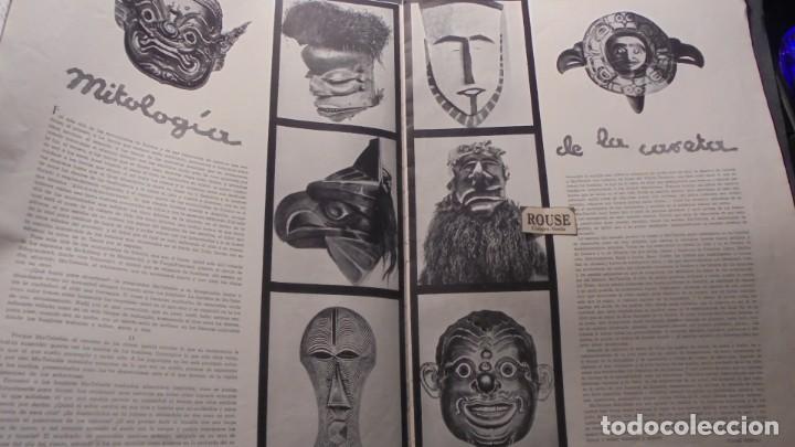 Coleccionismo de Revista Blanco y Negro: suplemento - MUJERES Y RISAS DE BLANCO Y NEGRO Nº 14 - 1936 - MUY ILUSTRADO 20 PAG. 36X27 CM. - Foto 5 - 168162824