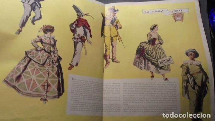 Coleccionismo de Revista Blanco y Negro: suplemento - MUJERES Y RISAS DE BLANCO Y NEGRO Nº 14 - 1936 - MUY ILUSTRADO 20 PAG. 36X27 CM. - Foto 6 - 168162824
