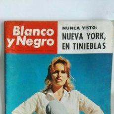 Coleccionismo de Revista Blanco y Negro: REVISTA BLANCO Y NEGRO NOVIEMBRE 1965 ÚRSULA ANDRESS. Lote 169242470