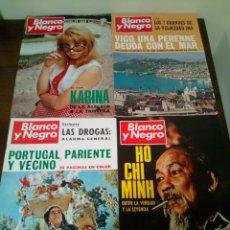 Coleccionismo de Revista Blanco y Negro: REVISTA BLANCO Y NEGRO. Lote 169566846