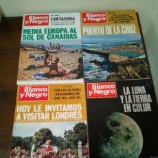 Coleccionismo de Revista Blanco y Negro: REVISTA BLANCO Y NEGRO. Lote 169571208