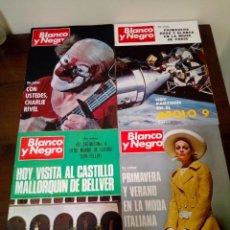Coleccionismo de Revista Blanco y Negro: REVISTA BLANCO Y NEGRO. Lote 169572066