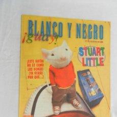Colecionismo de Revistas Preto e Branco: BLANCO Y NEGRO !GUAY! Nº 72 25-06-2000 STUART LITTLE . Lote 169585712