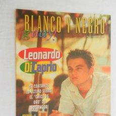 Colecionismo de Revistas Preto e Branco: BLANCO Y NEGRO !GUAY! Nº 58 - 19-03-2000 - LEONARDO DICAPRIO . Lote 169588184