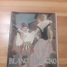 Coleccionismo de Revista Blanco y Negro: REVISTA BLANCO Y NEGRO 1925 N°1787. Lote 169750044