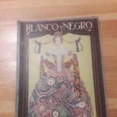 Coleccionismo de Revista Blanco y Negro: REVISTA BLANCO Y NEGRO 1925 N°1795. Lote 169750144