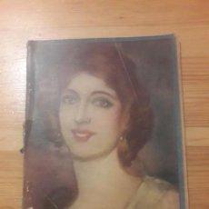 Coleccionismo de Revista Blanco y Negro: REVISTA BLANCO Y NEGRO 1926 N°1828 PORTADA ENRIQUE OCHOA V SAGRARIO TOLEDO MARRUECOS ALBUERA SEVILLA. Lote 169748516