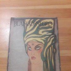 Coleccionismo de Revista Blanco y Negro: REVISTA BLANCO Y NEGRO 1926 N°1810. Lote 169749244