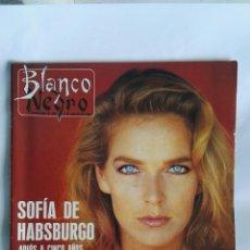 Coleccionismo de Revista Blanco y Negro: REVISTA BLANCO Y NEGRO AGOSTO 1988. Lote 170986817
