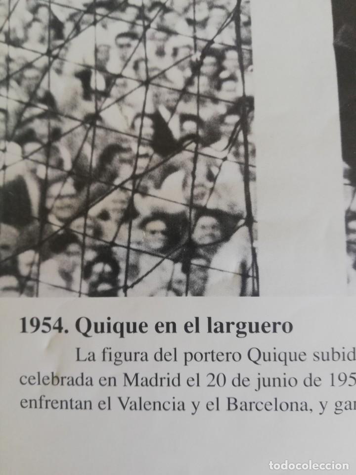 Coleccionismo de Revista Blanco y Negro: 1954 Quique, portero del VCF subido en el larguero - Foto 3 - 171148123