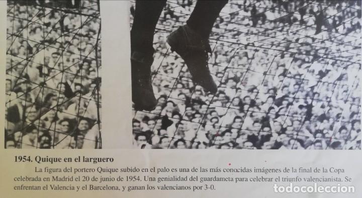 Coleccionismo de Revista Blanco y Negro: 1954 Quique, portero del VCF subido en el larguero - Foto 4 - 171148123