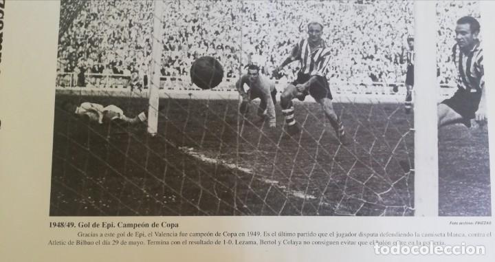 Coleccionismo de Revista Blanco y Negro: Gol de Epi.. VCF campeón de copa 1949 - Foto 5 - 171149653
