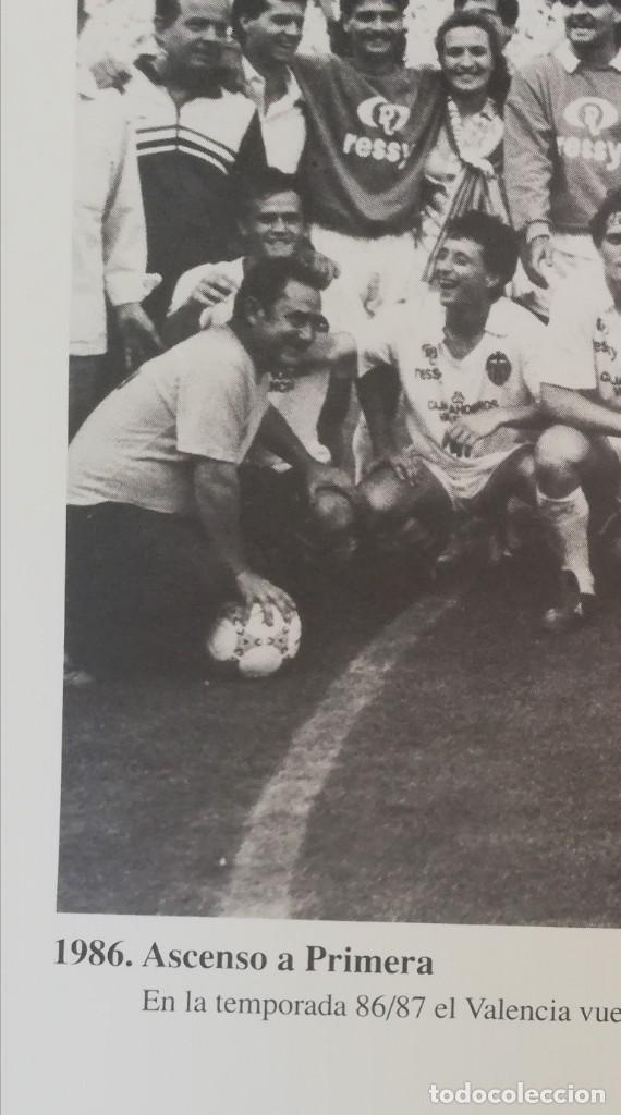 Coleccionismo de Revista Blanco y Negro: Fotografía del ascenso a primera división del VCF 1986 - Foto 4 - 171149873