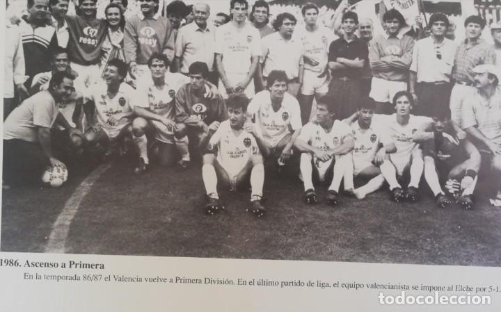 Coleccionismo de Revista Blanco y Negro: Fotografía del ascenso a primera división del VCF 1986 - Foto 5 - 171149873