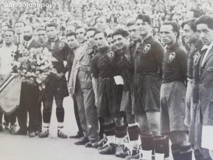 Coleccionismo de Revista Blanco y Negro: Fotografía del primer partido internacional en Mestalla 1925 - Foto 5 - 171150237