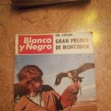 Collectionnisme de Magazine Blanco y Negro: REVISTA BLANCO Y NEGRO NÚMERO 2867. Lote 172300802
