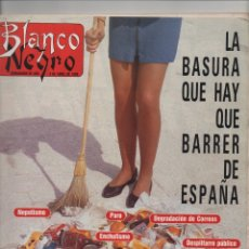 Coleccionismo de Revista Blanco y Negro: BLANCO Y NEGRO ABRIL 1988 . Lote 172881719