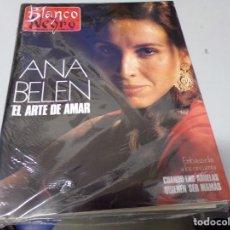 Coleccionismo de Revista Blanco y Negro: REVISTA BLANCO Y NEGRO ANA BELEN 26 ABRIL 1992. Lote 173020884