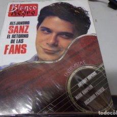 Coleccionismo de Revista Blanco y Negro: REVISTA BLANCO Y NEGRO ALEJANDRO SANZ EL RETORNO DE LAS FANS 3 MAYO 1992 NUEVA PRECINTADA. Lote 173142469