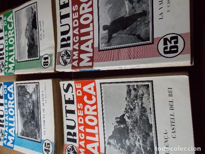 Coleccionismo de Revista Blanco y Negro: RUTAS ESCONDIDAS DE MALLORCA / RUTES AMAGADES DE MALLORCA - Foto 2 - 173665940