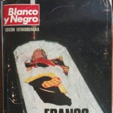 Coleccionismo de Revista Blanco y Negro: BLANCO Y NEGRO EDICIÓN EXTRAORDINARIA 3316 NOVIEMBRE 1975. Lote 174421503