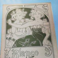 Coleccionismo de Revista Blanco y Negro: BLANCO Y NEGRO N. 630 MADRID, 30 MAYO 1903. Lote 175891282