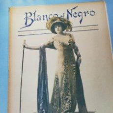 Coleccionismo de Revista Blanco y Negro: BLANCO Y NEGRO N. 1033 26 FEBRERO 1911. Lote 175891853