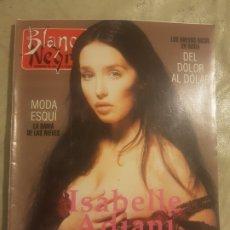 Coleccionismo de Revista Blanco y Negro: REVISTA BLANCO Y NEGRO ISABELLE ADJANI / CAMERON DÍAZ / RAQUEL RODRIGUEZ /ABC 5 FEBRERO 1995.. Lote 176308177