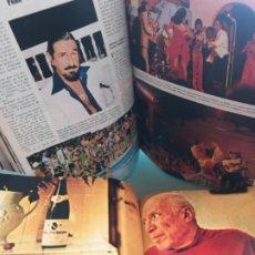 Coleccionismo de Revista Blanco y Negro: ANTIGUOS TOMOS BLANCO Y NEGRO 1973 - 2 TOMOS . Lote 177389544